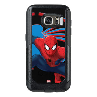 Spider-Man & Spider Character Art OtterBox Samsung Galaxy S7 Case