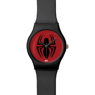 Spider-Man Spider Logo Wristwatches