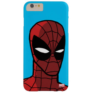 Spider-Man Stare Barely There iPhone 6 Plus Case