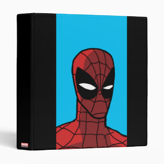 Spider-Man Stare Binders