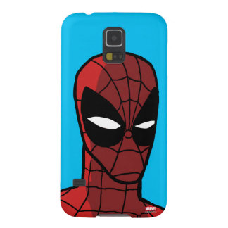 Spider-Man Stare Galaxy S5 Covers