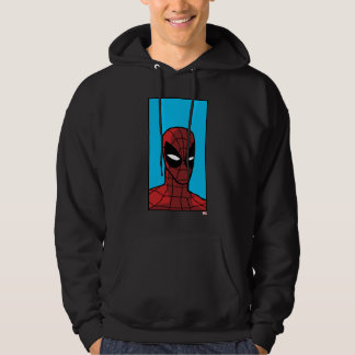 Spider-Man Stare Hooded Sweatshirt