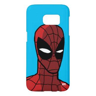 Spider-Man Stare Samsung Galaxy S7 Case