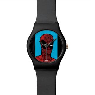 Spider-Man Stare Wrist Watch