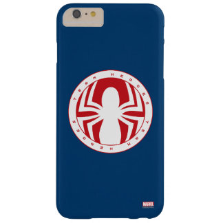 Spider-Man Team Heroes Emblem Barely There iPhone 6 Plus Case