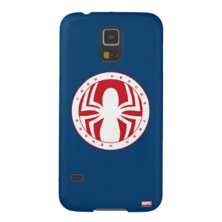 Spider-Man Team Heroes Emblem Case For Galaxy S5