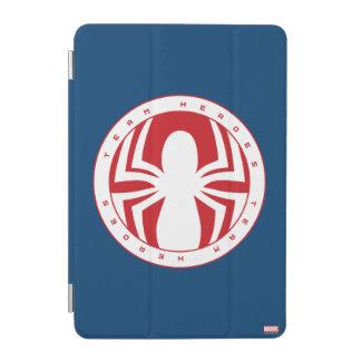 Spider-Man Team Heroes Emblem iPad Mini Cover