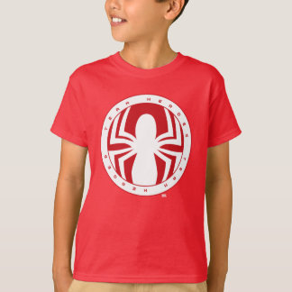 Spider-Man Team Heroes Emblem T-Shirt