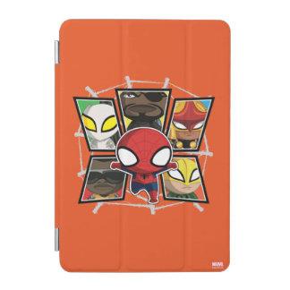 Spider-Man Team Heroes Mini Group iPad Mini Cover