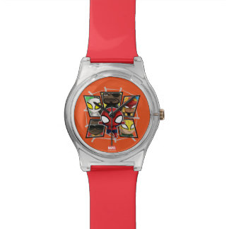 Spider-Man Team Heroes Mini Group Watches