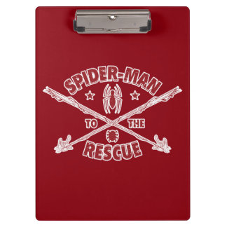 Spider-Man To The Rescue Clipboard
