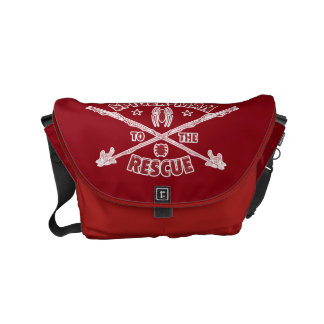 Spider-Man To The Rescue Commuter Bag