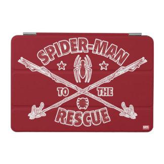 Spider-Man To The Rescue iPad Mini Cover