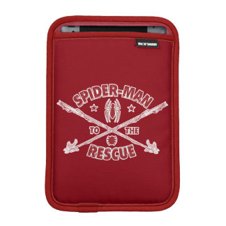 Spider-Man To The Rescue iPad Mini Sleeve