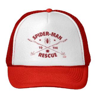 Spider-Man To The Rescue Trucker Hat