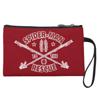 Spider-Man To The Rescue Wristlet