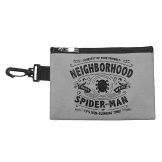 Spider-Man Victorian Trademark Accessory Bag