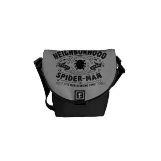 Spider-Man Victorian Trademark Courier Bag