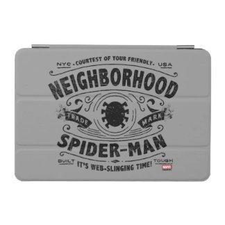 Spider-Man Victorian Trademark iPad Mini Cover