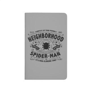 Spider-Man Victorian Trademark Journal