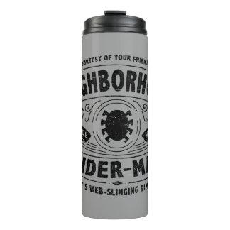 Spider-Man Victorian Trademark Thermal Tumbler
