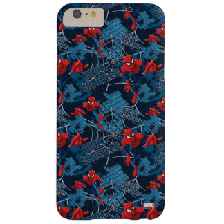 Spider-Man Wall Crawler Pattern Barely There iPhone 6 Plus Case