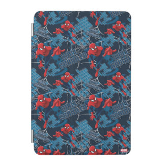 Spider-Man Wall Crawler Pattern iPad Mini Cover