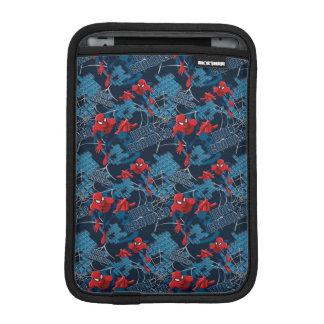 Spider-Man Wall Crawler Pattern iPad Mini Sleeve