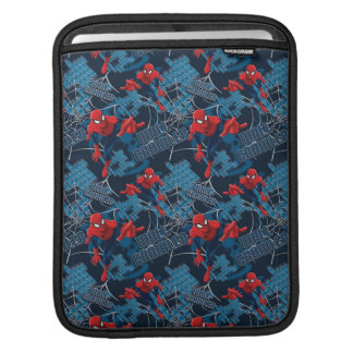 Spider-Man Wall Crawler Pattern iPad Sleeve