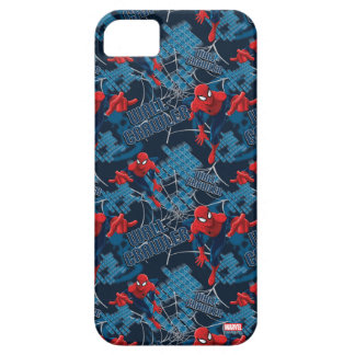 Spider-Man Wall Crawler Pattern iPhone 5 Case