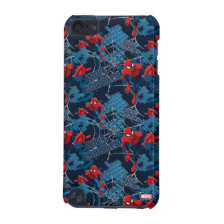 Spider-Man Wall Crawler Pattern iPod Touch 5G Case