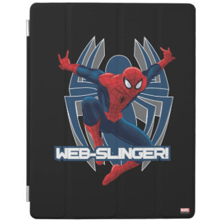 Spider-Man Web-Slinger Graphic iPad Cover