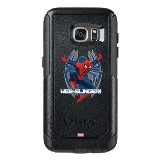 Spider-Man Web-Slinger Graphic OtterBox Samsung Galaxy S7 Case