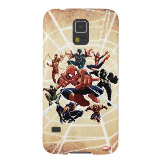 Spider-Man Web Warriors Attack Galaxy S5 Cases