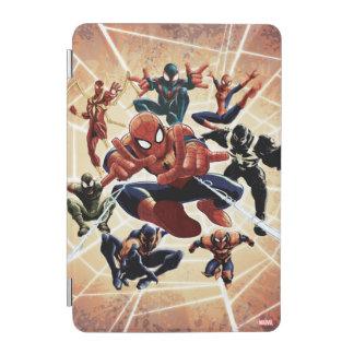 Spider-Man Web Warriors Attack iPad Mini Cover