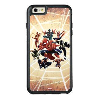 Spider-Man Web Warriors Attack OtterBox iPhone 6/6s Plus Case