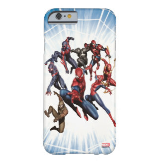 Spider-Man Web Warriors Gallery Art Barely There iPhone 6 Case