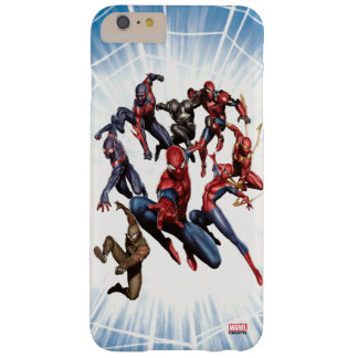 Spider-Man Web Warriors Gallery Art Barely There iPhone 6 Plus Case