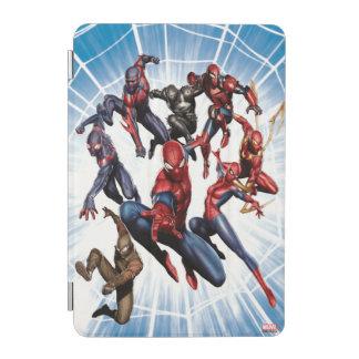 Spider-Man Web Warriors Gallery Art iPad Mini Cover
