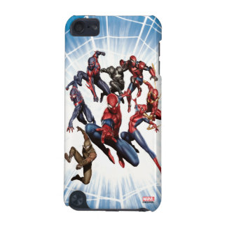 Spider-Man Web Warriors Gallery Art iPod Touch (5th Generation) Cover