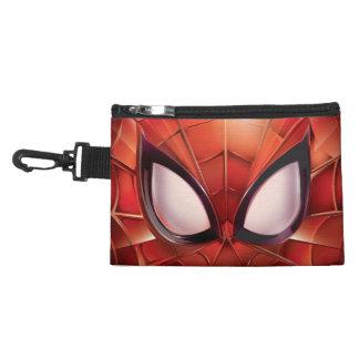 Spider-Man Webbed Mask Accessory Bag