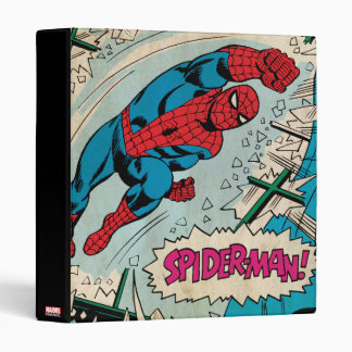 "Spider-Man ""You Know It Mister!"" 3 Ring Binder"