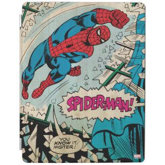 """Spider-Man """"You Know It Mister!"""" iPad Cover"""
