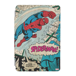 """Spider-Man """"You Know It Mister!"""" iPad Mini Cover"""