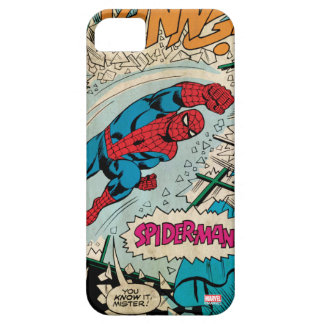 "Spider-Man ""You Know It Mister!"" iPhone 5 Case"