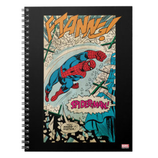 "Spider-Man ""You Know It Mister!"" Notebook"