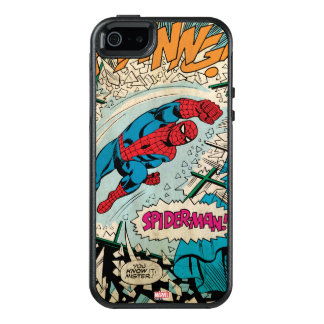 "Spider-Man ""You Know It Mister!"" OtterBox iPhone 5/5s/SE Case"