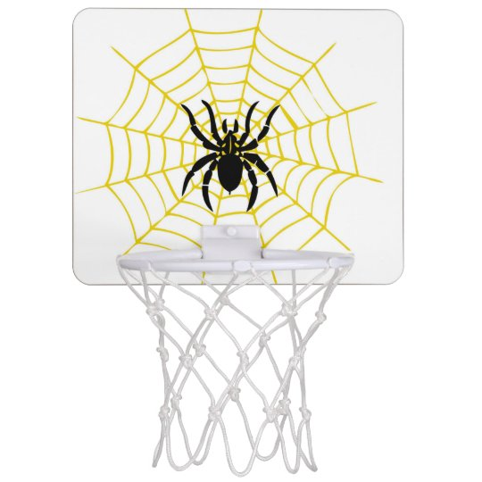 spider Mini Basketball Hoop
