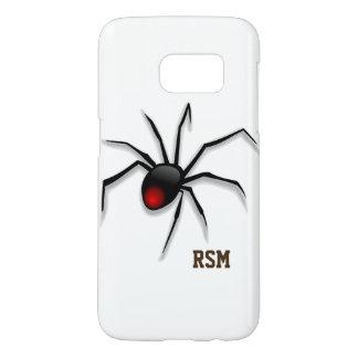 Spider monogram samsung galaxy s7 case