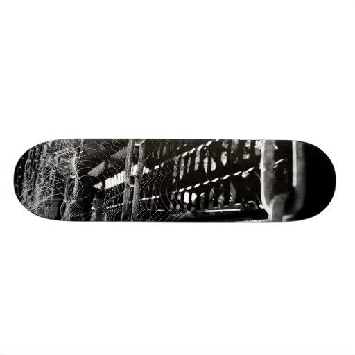spider-network skate boards